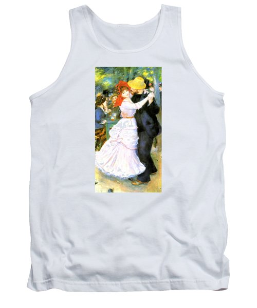 Dance At Bougival Tank Top