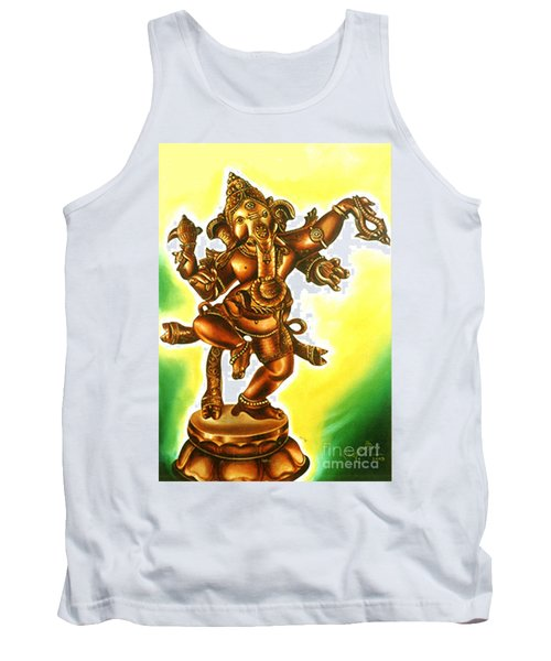 Dancing Vinayaga Tank Top