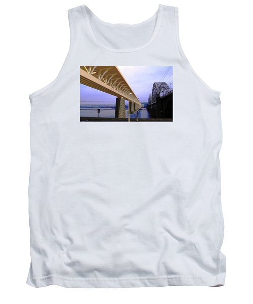 Darnitsky Bridge Tank Top