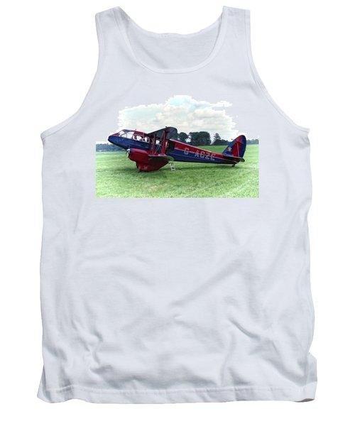 De Havilland Dragon Rapide Tank Top