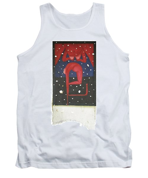 Tank Top featuring the painting De Ja Vu_sold by Fei A