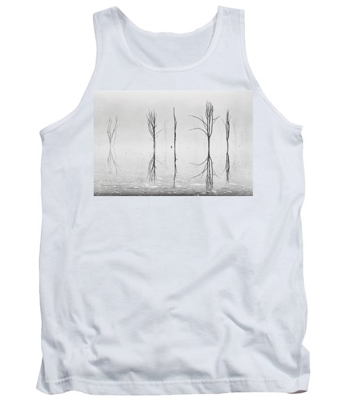 Dead Forest Reflections Tank Top