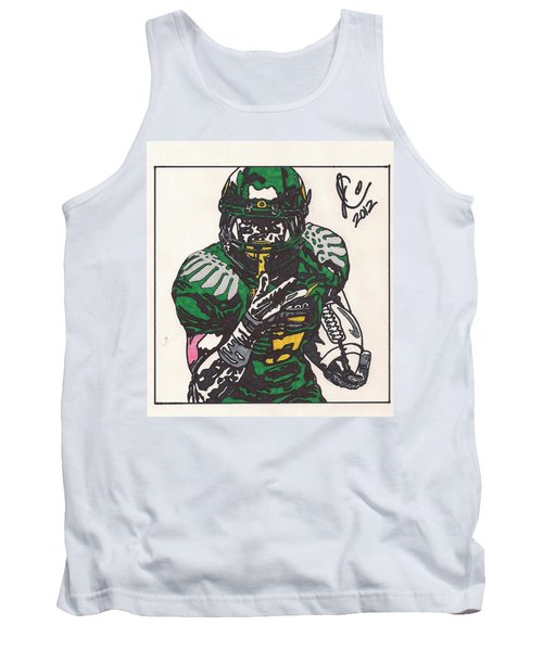 De'anthony Thomas Tank Top by Jeremiah Colley