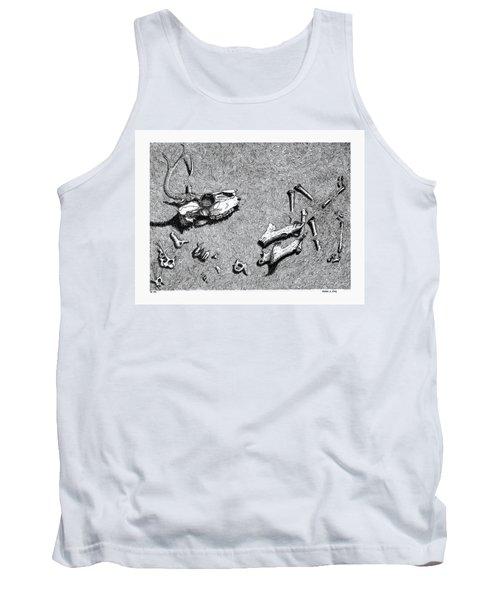 Deer Bones Tank Top