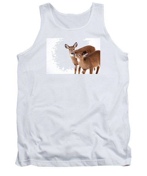 Deer Kisses Tank Top