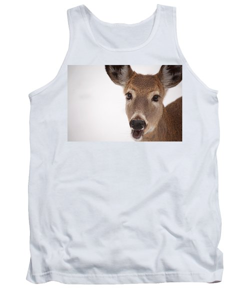 Deer Talk Tank Top