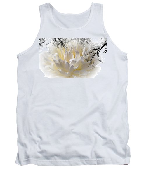 Delicate Tank Top by Sherman Perry