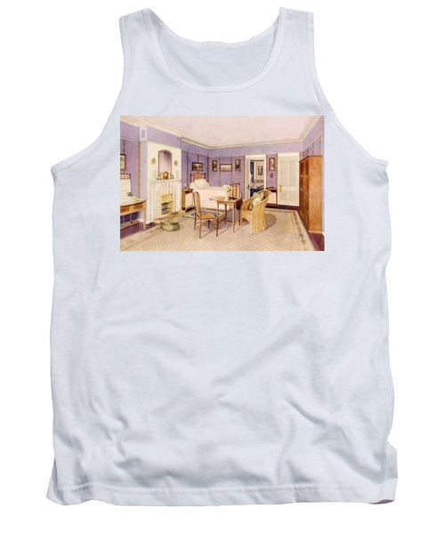 Design For The Interior Of A Bedroom Tank Top