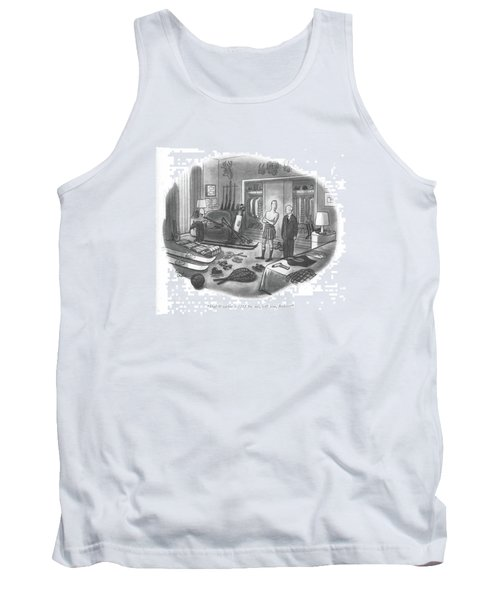 Dial Weather 6-1212 Tank Top
