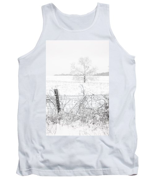 Distant Tree Tank Top