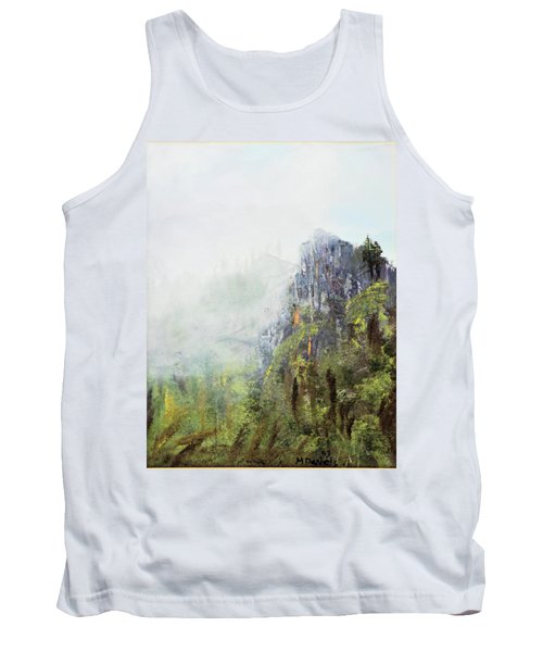 Dixville Notch Nh Tank Top by Michael Daniels