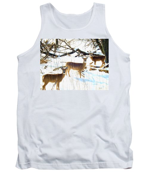 Does In The Snow Tank Top