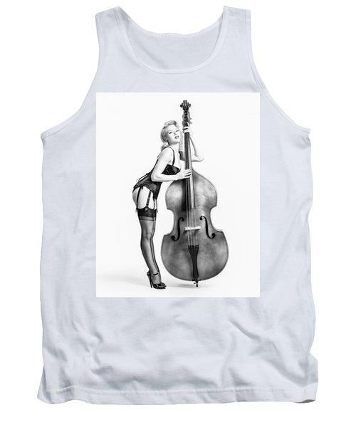 Doghouse With Mosh - String Bass Baby   Tank Top