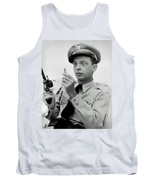 Barney Fife - Don Knotts Tank Top