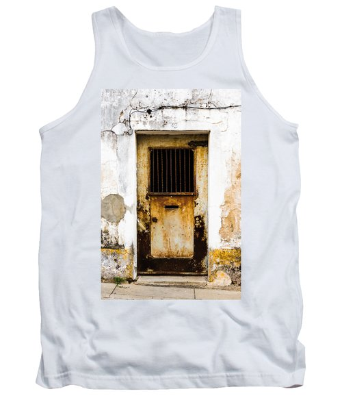 Door No 48 Tank Top