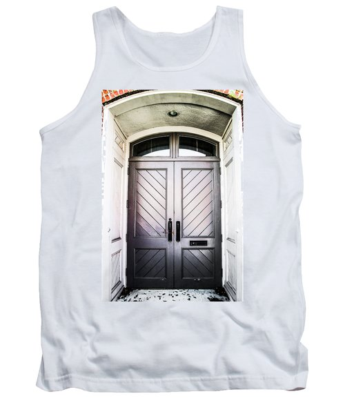 Doorway At Morris Avenue Tank Top by Shelby  Young