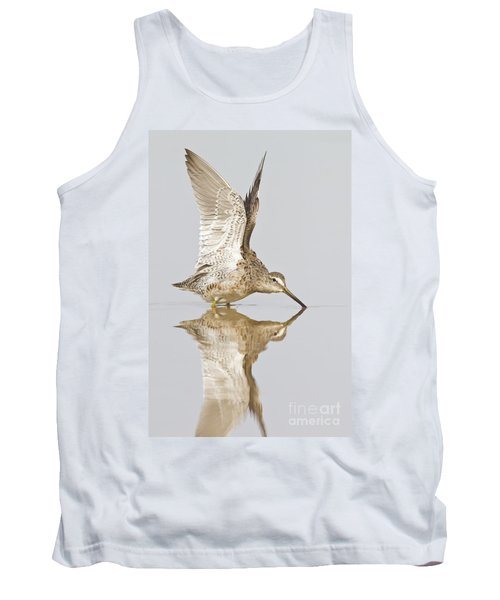 Dowitcher Wing Stretch Tank Top