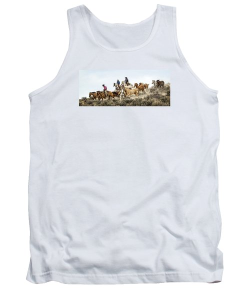 Down The Hill Tank Top