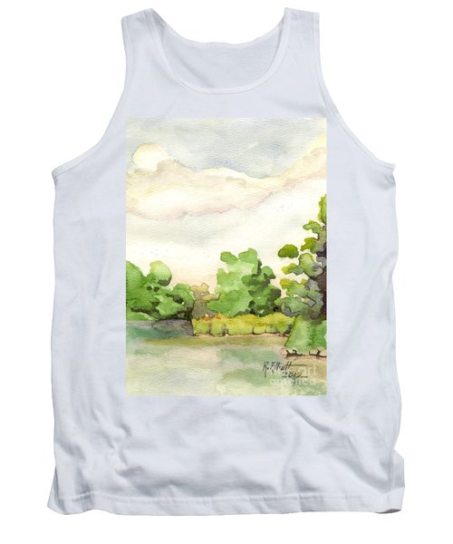Downriver Napanee Tank Top