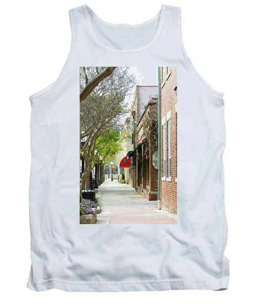 Downtown Aiken South Carolina Tank Top