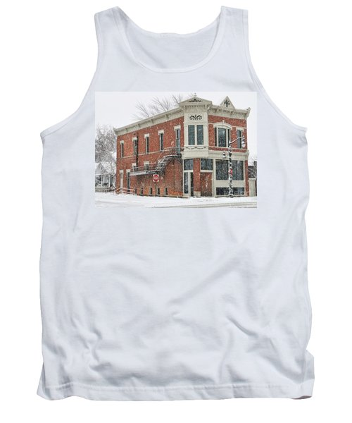 Downtown Whitehouse  7031 Tank Top