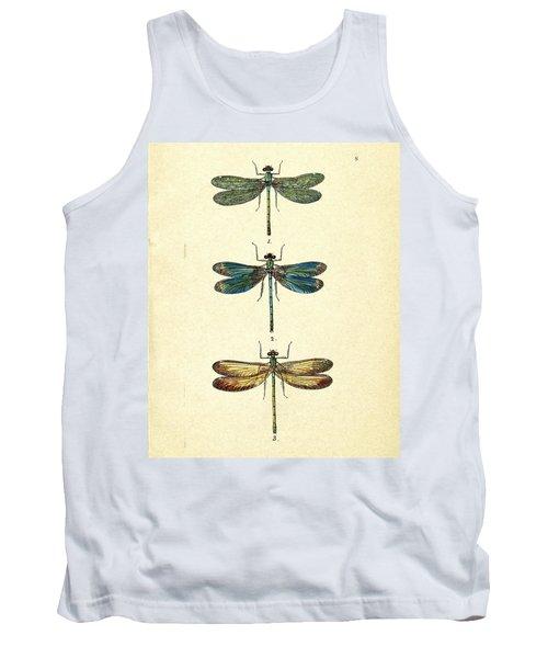 Dragonflies Tank Top