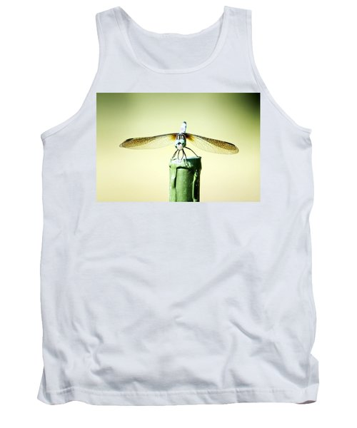 Dragonfly Tank Top by Michael White