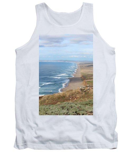 Drakes Beach Tank Top