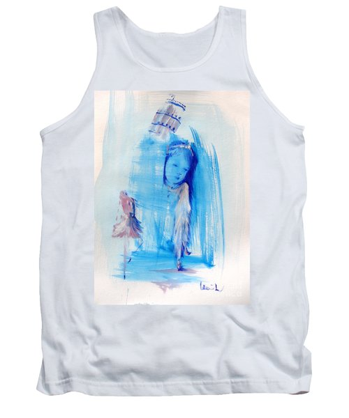 Dreaming Of Pisa Tank Top by Laurie L
