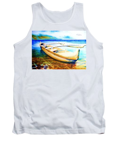 Dreams Of Polynesia Tank Top