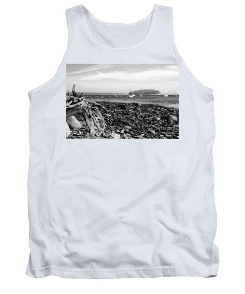 Driftwood And Harbor Tank Top