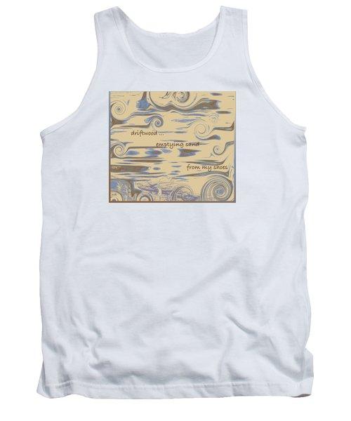 Driftwood Haiga Tank Top