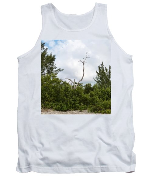 Tank Top featuring the photograph Druid Dance by Amar Sheow