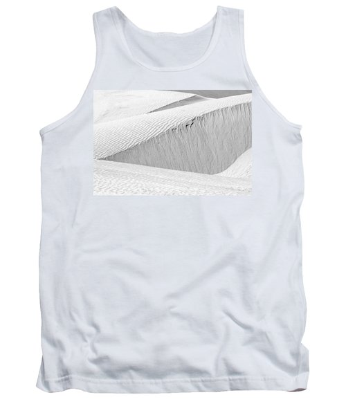 Dune Abstract, Paryang, 2011 Tank Top
