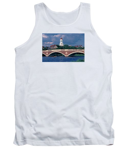 Weeks Bridge Charles River Tank Top