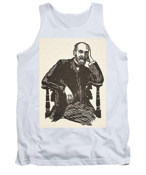 Emile Durkheim Tank Top