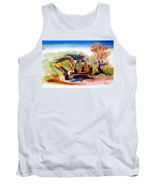 Duty Dozer II Tank Top