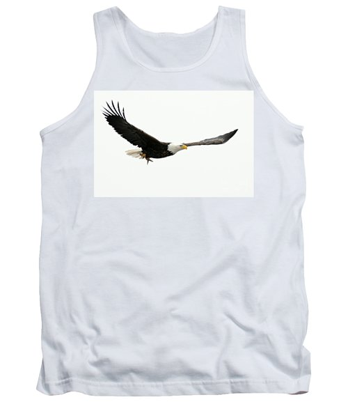 Eagle With Fish Tank Top