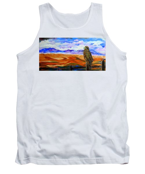 Eagles Watch Tank Top