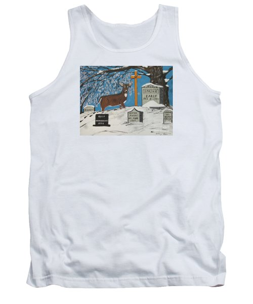 Early Spring Tank Top by Jeffrey Koss