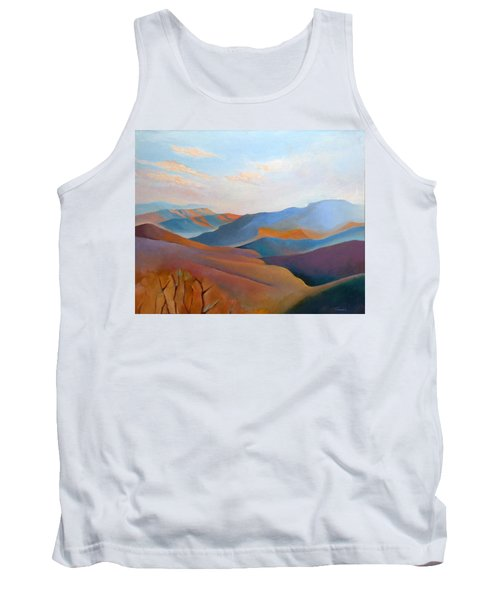 East Fall Blue Ridge No.3 Tank Top