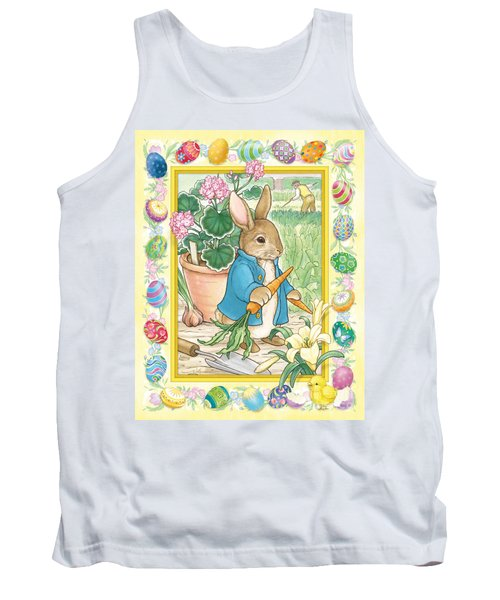 Easter Bunny Tank Top