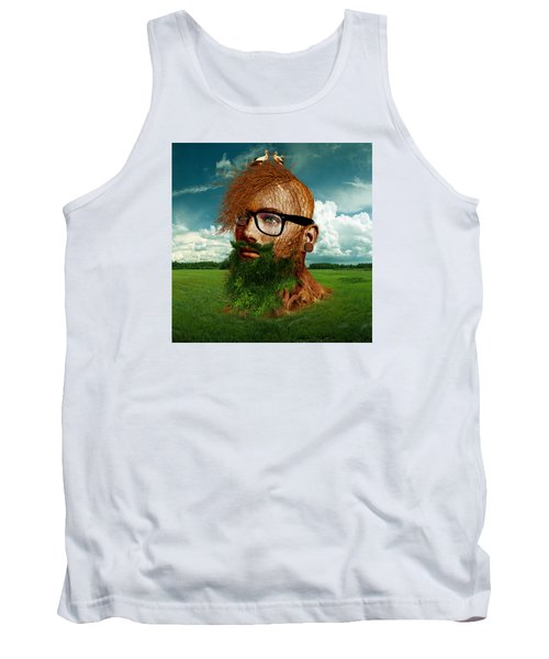 Eco Hipster Tank Top