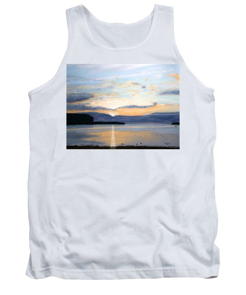 Eileen's Sunset Tank Top