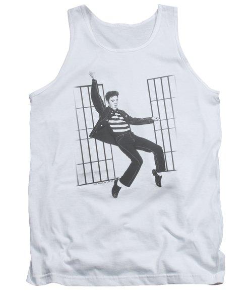 Elvis - Jailhouse Rock Tank Top