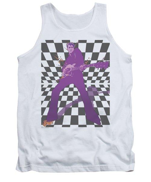 Elvis - Let's Rock Tank Top