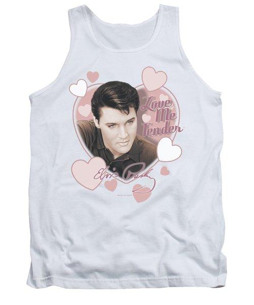 Elvis - Love Me Tender Tank Top