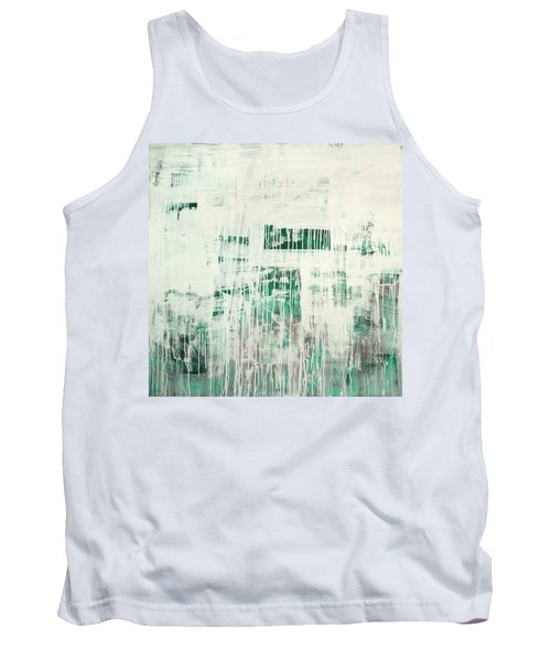 Emerald Surge C2014 Tank Top by Paul Ashby