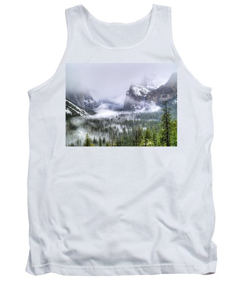 Enchanted Valley Tank Top by Bill Gallagher