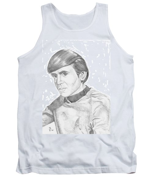 Ensign Pavel Chekov Tank Top